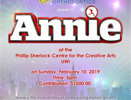 THE JAMAICA JUNIOR THEATRE 2019 PRODUCTION in association with islandsmiles presents Annie